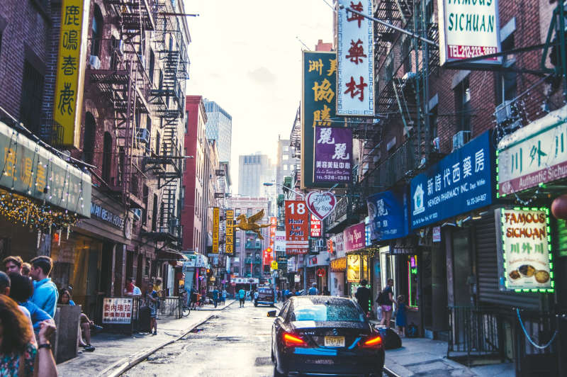 Chinatwon - New York
